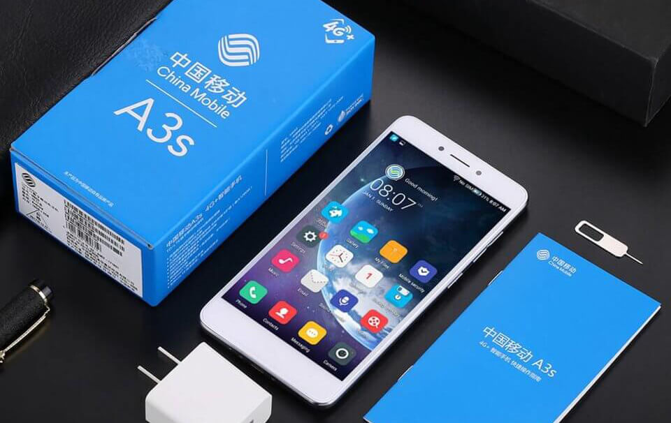 China mobile a3s