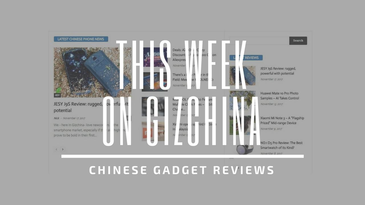This Week on GizChina