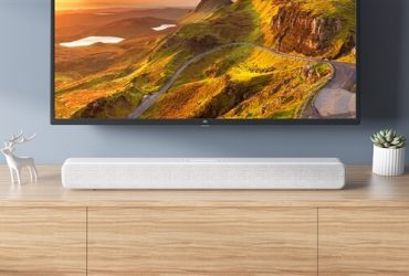 xiaomi mi tv soundbar onder de tv