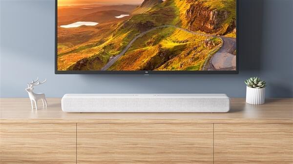 xiaomi mi tv soundbar onder de tv