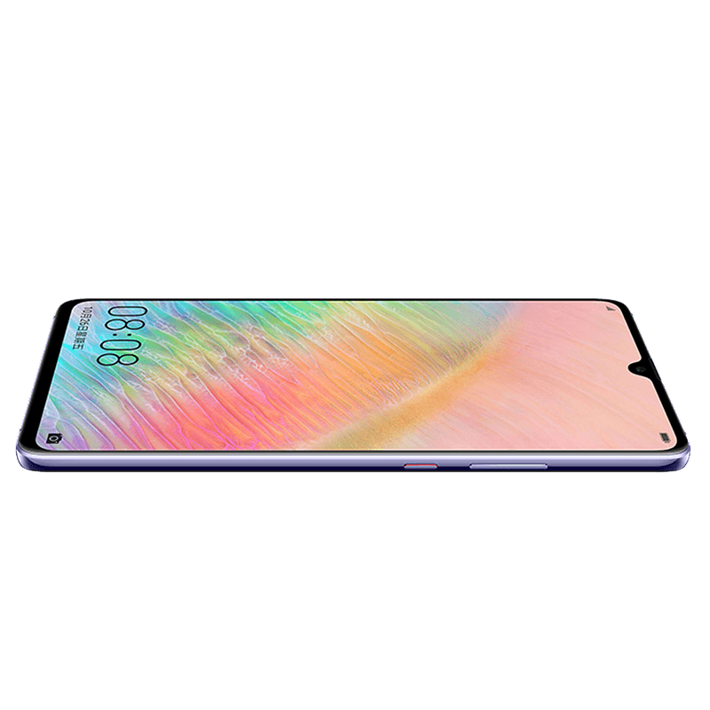 Huawei Mate 20X met druppel notch