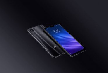 Xiaomi mi8 lite zwart