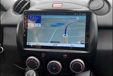 Sygic navigatie op android radio